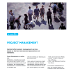 Project Management Brochure